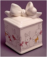 BOX BOW WITH BUNNIES