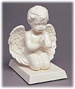 PRAYING CHERUB ANGEL