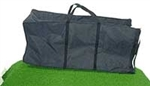 CHAIR BAGS WITH INDIVIDUAL COMPARTMENTS