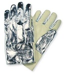 HEAT REFLECTIVE ALUMINIZED CREMATORY GLOVES
