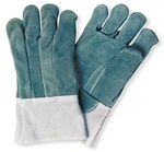 HEAT RESISTANT LEATHER GLOVES