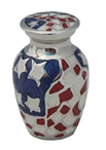 ALL AMERICAN KEEPSAKE URN
