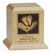 PREMIER INFANT CUSTOM PHOTO URN