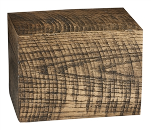 AMISH BARNWOOD ADULT CREMATION URN
