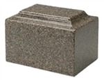 MACKENZIE CLASSIC GRANITE URN-KODIAK BROWN