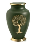 ARIA TREE OF LIFE CREMATION URN  - ADULT