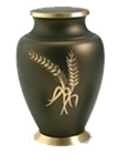 ARIA WHEAT CREMATION URN  - ADULT