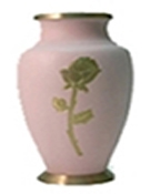 ARIA ROSE CREMATION URN  - ADULT