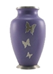 ARIA BUTTERFLY CREMATION URN  - ADULT