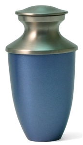 MONTEREY BLUE CREMATION URN KEEPSAKE