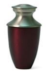 MONTEREY RUBY CREMATION URN KEEPSAKE