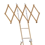 XL LADDER RACK FLORAL SPRAY HOLDER ATTACHMENT