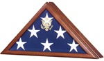 PRESIDENTIAL MEMORIAL FLAG CASE