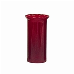 REPLACEMENT SANCTUARY GLASS-RUBY