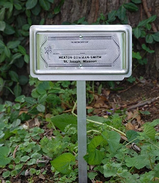 mcneill 700 aluminum grave markers