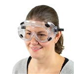 EYE PROTECTION CHEMICAL & SPLASH GOGGLES