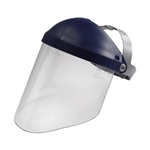 FACESHIELD WITH ADJUSTABLE HEADGEAR