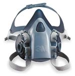 3M DELUXE HALF MASK RESPIRATOR MASK