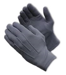 PALLBEARER GLOVES-GREY COTTON
