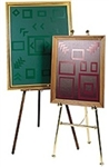 CELEBRATION OF LIFE MAGNETIC DISPLAY BOARD WITH EASEL
