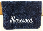 RESERVED SEAT SIGN-RECTANGULAR