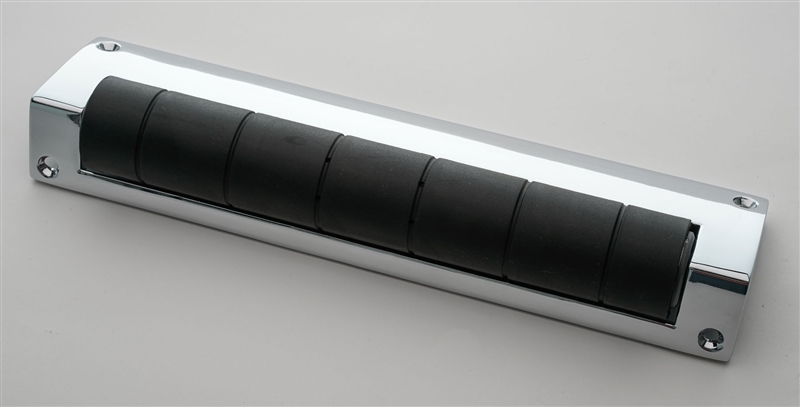 RIGHT ANGLE ROLLER ASSEMBLY-METAL FRAME