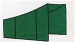 CFS TENT BOX STYLE MOUND COVER