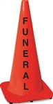 POLYVINYL TRAFFIC CONES