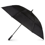 WINDY 391 WINDPROOF UMBRELLA-BLACK