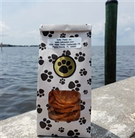 Salty Paws Chicken Chips 3 Ounces SaltyPaws.com
