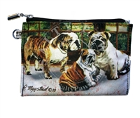 Bull Dog Coin Purse Available at SaltyPaws.com