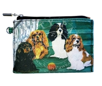 Cavalier King Charles Spaniel Coin Purse