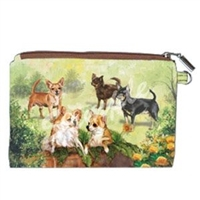 Chihuahua Coin Purse Available at SaltyPaws.com