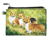 Corgi Coin Purse Available at SaltyPaws.com