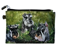 Schnauzer Coin Purse Available At SaltyPaws.com