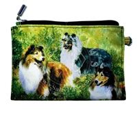 Shetland Sheepdog Coin Purse Available At SaltyPaws.com