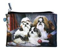 Shih Tzu Coin Purse Available At SaltyPaws.com