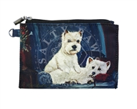West Highland Terrier Coin Purse Available At SaltyPaws.com