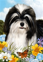 Havanese Small Decorative Garden Flag