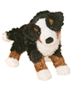 "Bernese Mountain Dog Plush Stuffed Animal ""Miranda"" SaltyPaws.com"