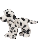 "Dalmatian Plush Stuffed Animal ""Dooley"" SaltyPaws.com"