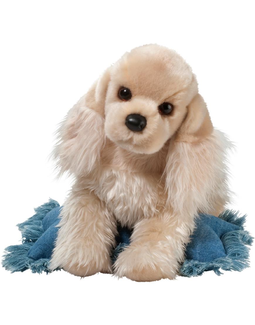 Cocker Spaniel Plush Stuffed Animal Curly Saltypaws Com