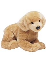 "Golden Retriever Plush Stuffed Animal ""Honey"" SaltyPaws.com"