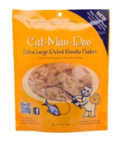 Dried Bonito Fish Flakes SaltyPaws.com