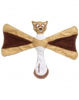 Dog Toy Pentapull Flying Squirrel at SaltyPaws.com