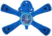 Dog Toy Plush Penta Pull Blue Bear at SaltyPaws.com