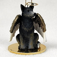 Australian Cattle Dog Angel Ornament