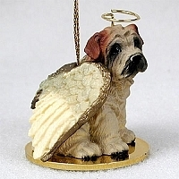 Shar Pei Angel Ornament
