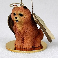 Chow Chow Angel Ornament