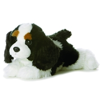 Cavalier King Charles Spaniel Life-Size Plush SaltyPaws.com